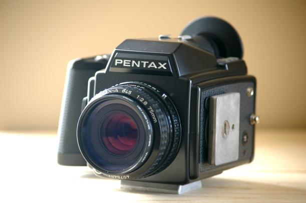 Pentax 645