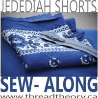 Jedediah Shorts Sew-Along