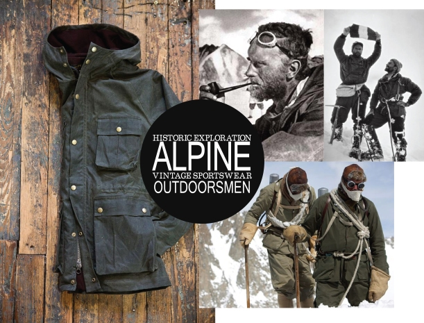 Alpine Inspiration Board - photos