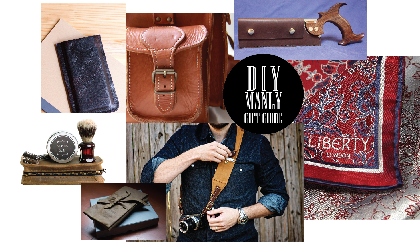 DIY Manly Gift Guide – Thread Theory