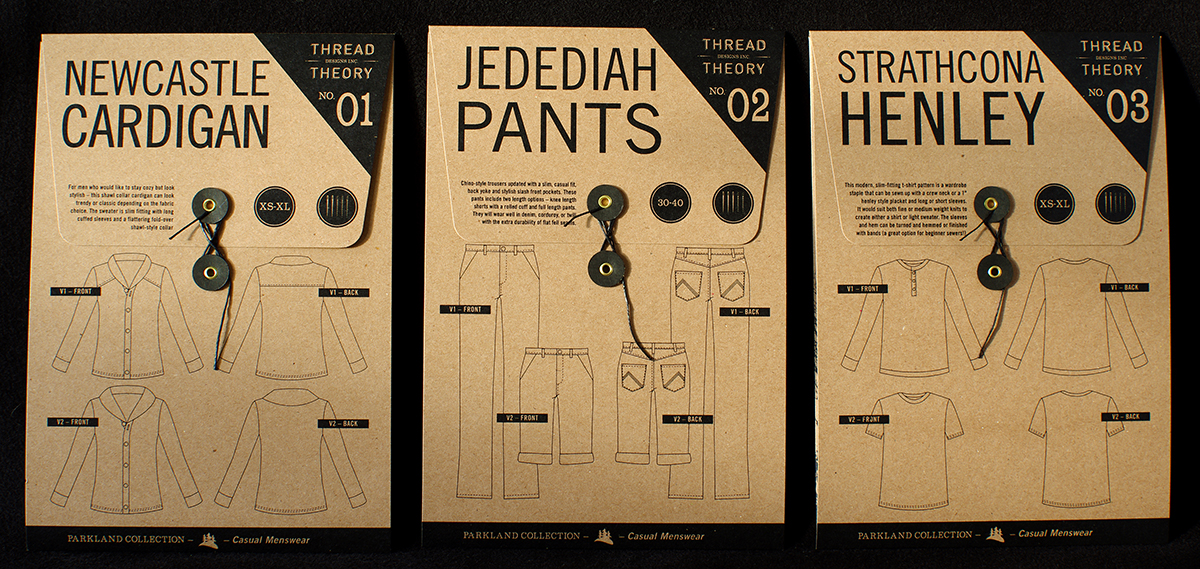 Sewing Patterns Thread Theory