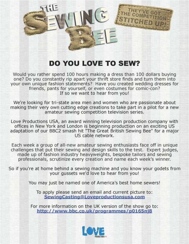 Casting Flier Sewing-5