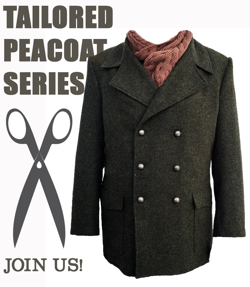 Tailored Peacoat Series: #2 | Thread Theory