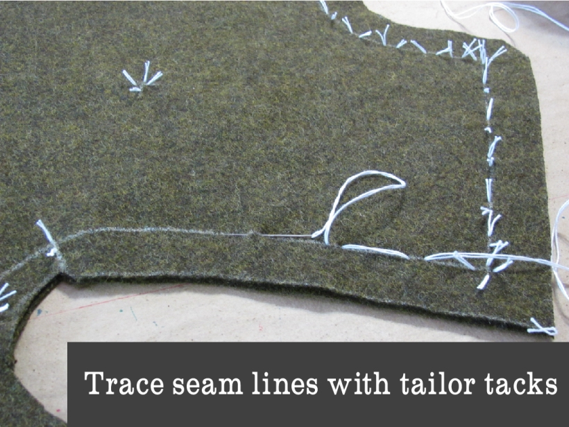 tailor tacks