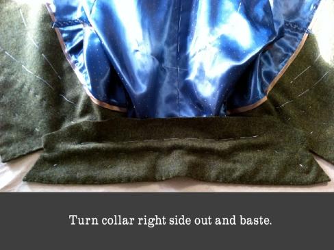 turn collar