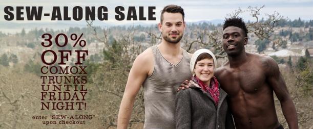 Comox Trunks Sale