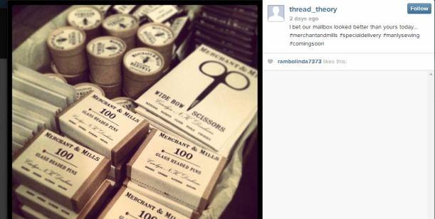 Merchant and Mills on Instagram