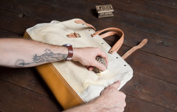 diy northwester bag