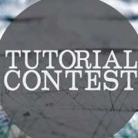 It's time for a contest!  Make us a tutorial!