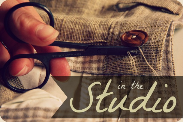 In the Studio banner - large