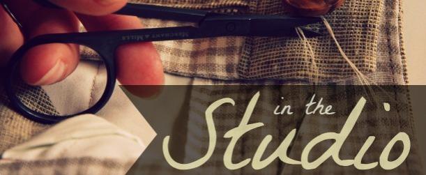 In the Studio banner - medium