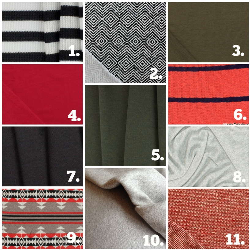 Finlayson Fabric choices