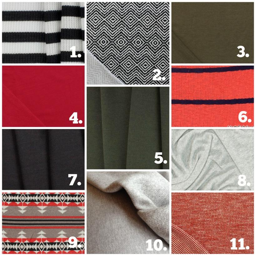 Finlayson Fabric choices
