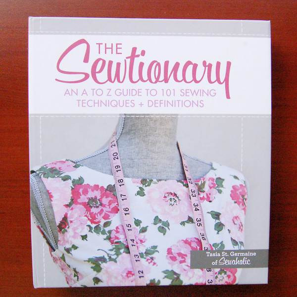 Sewtionary cover 2