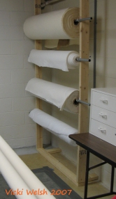 Fabric Bolt storage 2