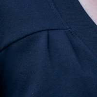 Tips and Tricks: Sewing the Camas Blouse in Thicker Fabric
