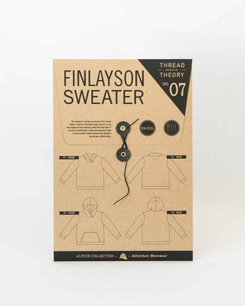 Finlayson Sweater | Thread Theory