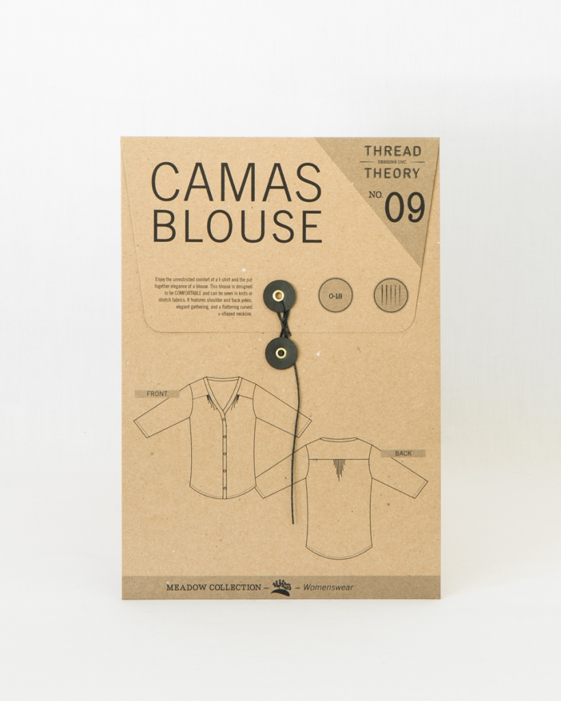 Camas Blouse | Thread Theory