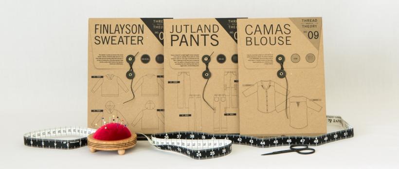 Finlayson Jutland and Camas Patterns | Thread Theory