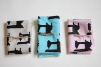 See Kate Sew.How to screenprint on fabric