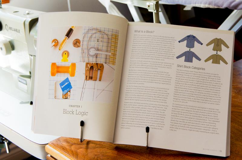 Shirtmaking Workbook (1 of 15)