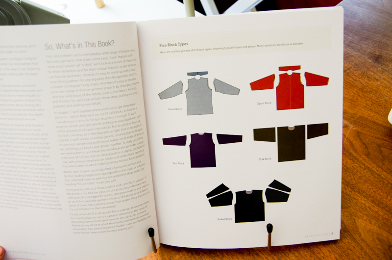 Shirtmaking Workbook (15 of 15)