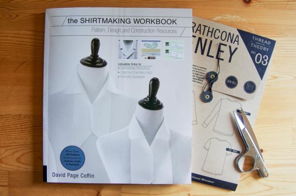Shirtmaking Workbook review (1 of 1)