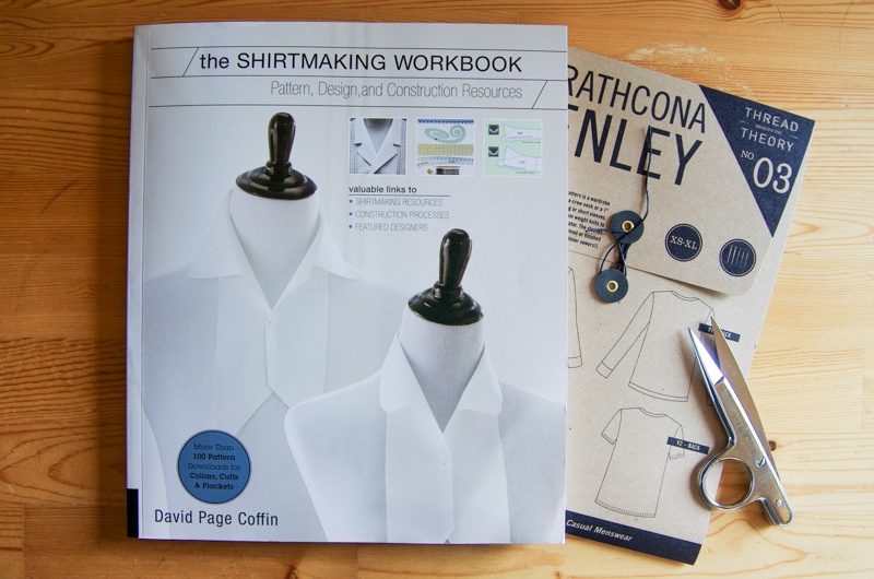 Shirtmaking Workbook review (1 of 1)