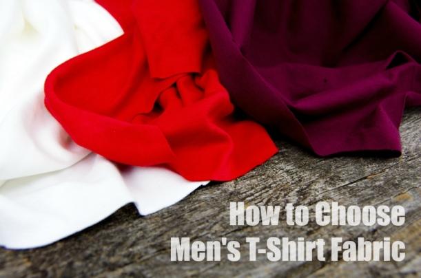 How to Choose Men's T-Shirt Fabric