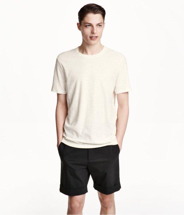Linen Cotton TShirt Fabric