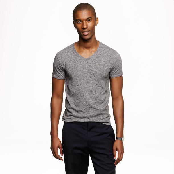 Slub Cotton Jersey TShirt Fabric