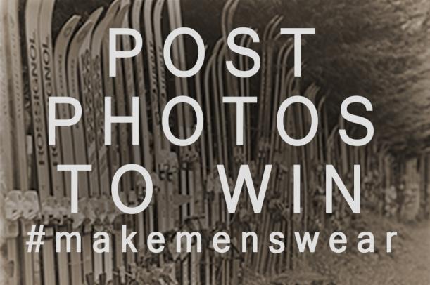 makemenswear contest  - Thread Theory Designs