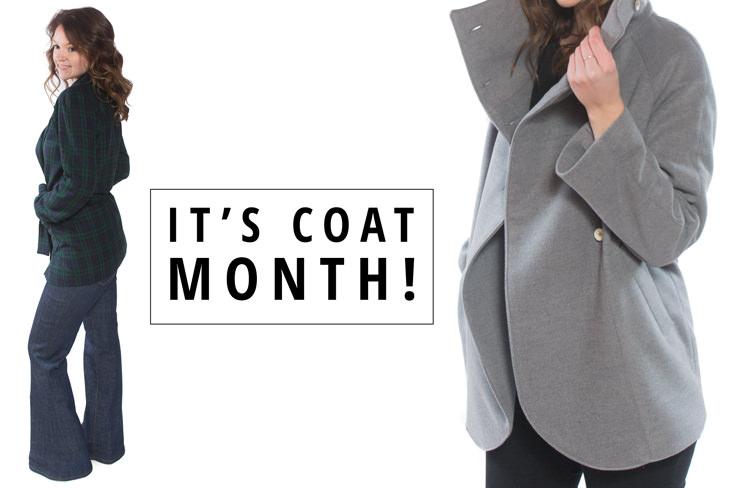 Indie Sew Coat Month