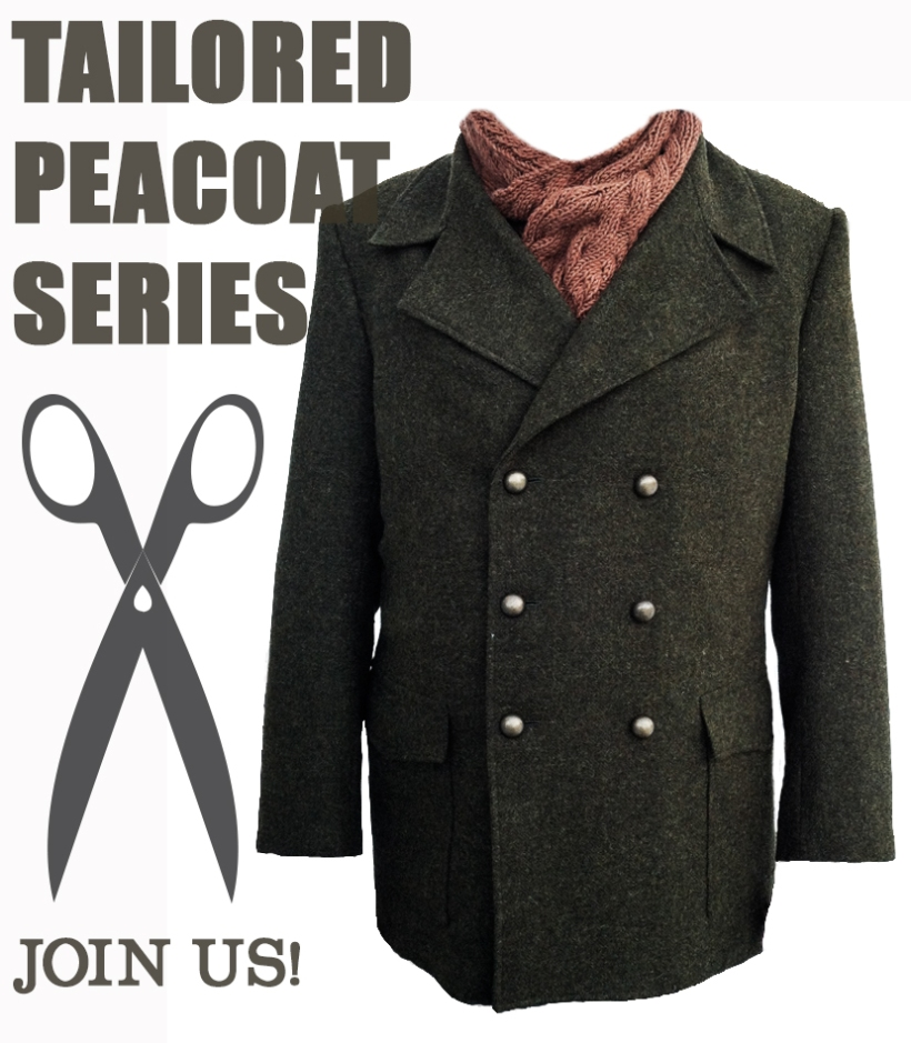Tailored Peacoat Series