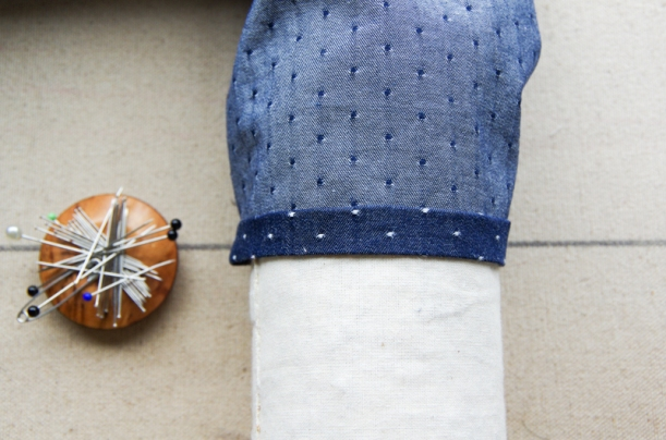 Camas Sew Along Sleeves and Hem-5