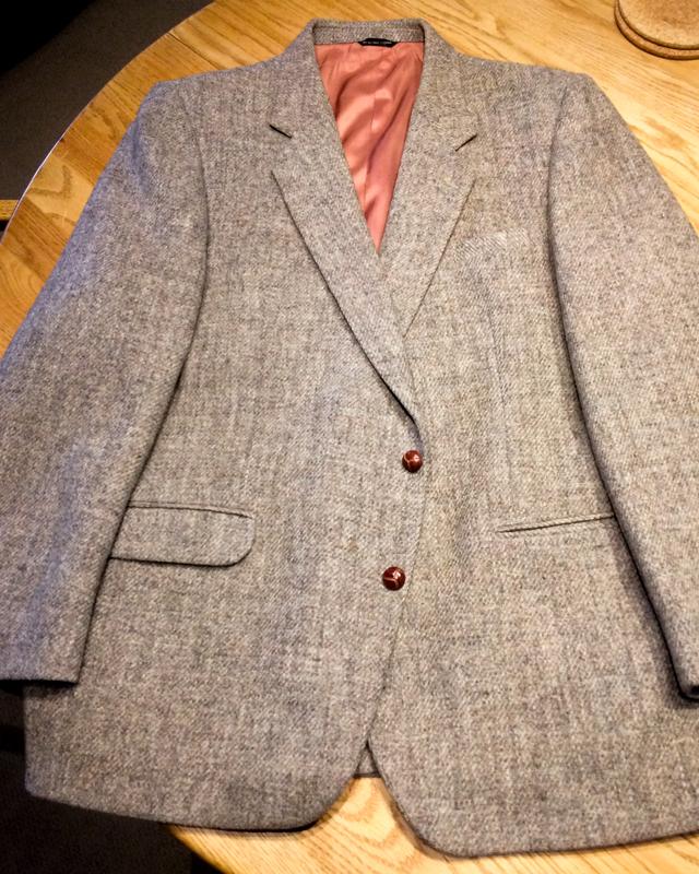 Harris Tweed Repurposed Vest (1 of 26)
