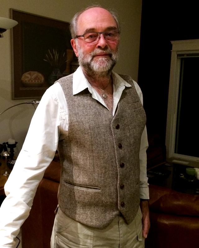 Harris Tweed Repurposed Vest (22 of 26)