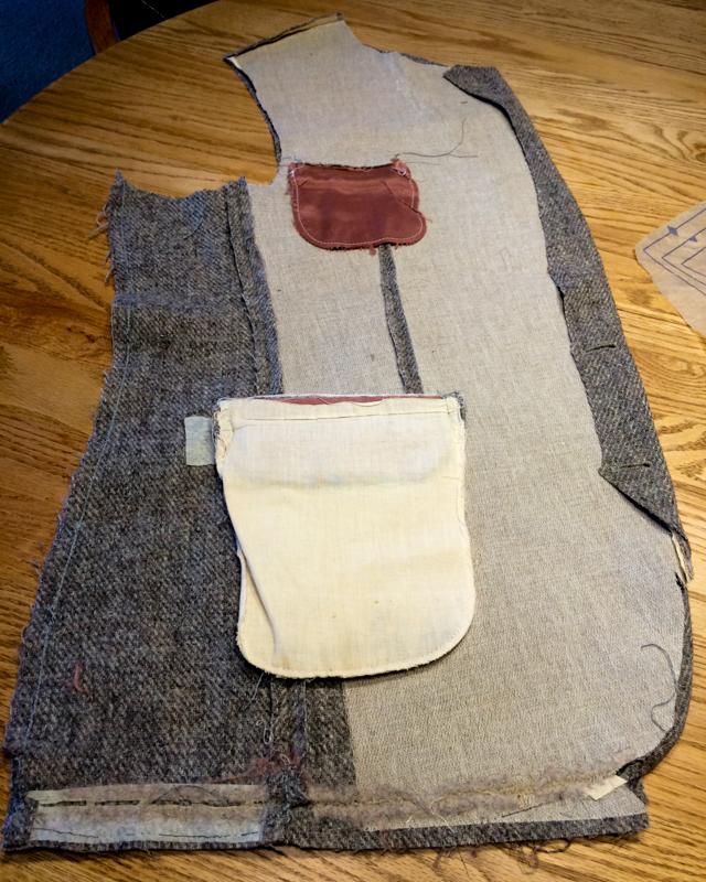 Harris Tweed Repurposed Vest (6 of 26)