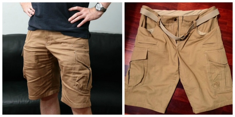 Jutland Shorts with custom pockets