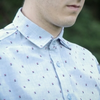 New Pattern: Meet the Fairfield Button-up Shirt