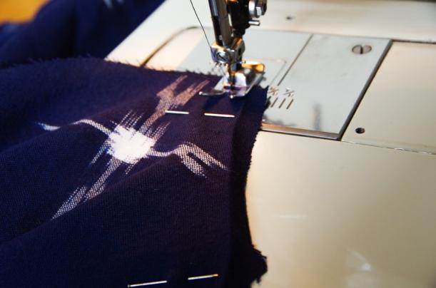 Fairfield Sew-Along - Attach the sleeves (9)