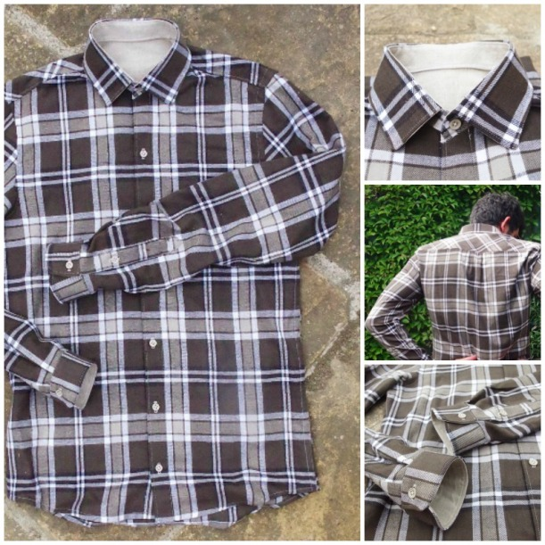 Plaid Fairfield Shirt