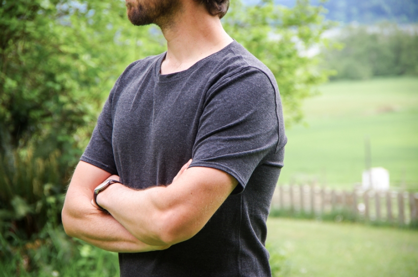 DIY men's t-shirt-6