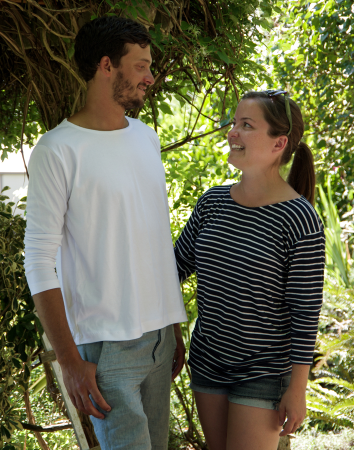 Breton Top Sewing Pattern-3