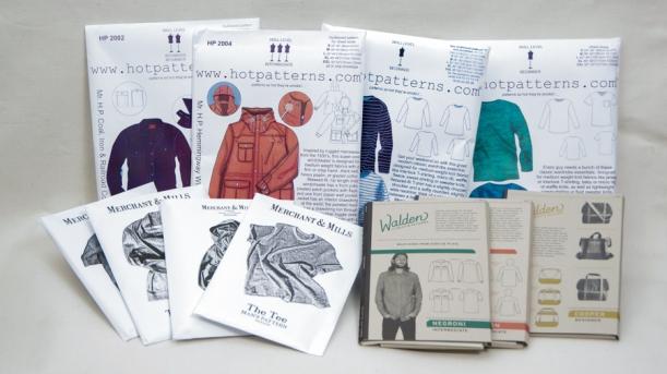 Menswear Patterns