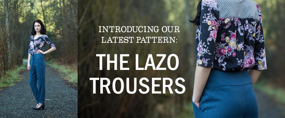 lazo-trousers