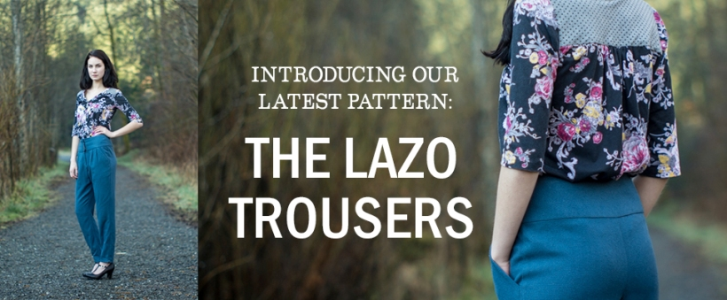 lazo-trousers
