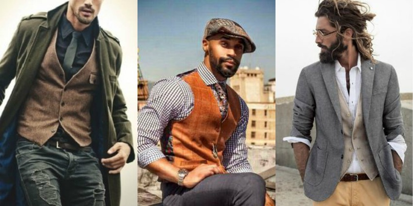 Waistcoats for casual wear