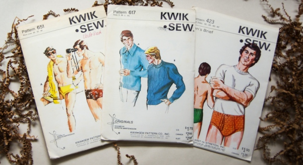 Vintage Sewing Patterns for Men (1)