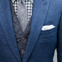 Waistcoat Sew-Along: Day 2 - Fitting